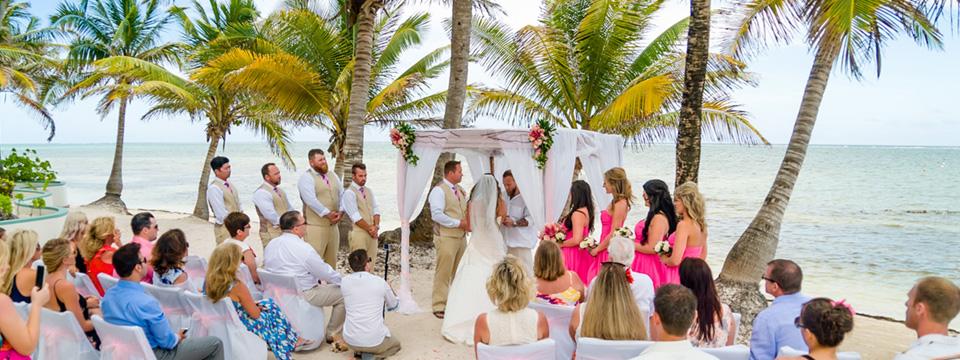 caribbean bliss wedding package