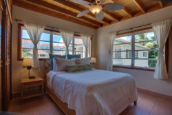One Bedroom Upper Level Pool View Suites Bedroom