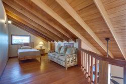 One Bedroom Upper Level Pool View Suites Bedroom