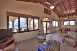Coco Beach Seaview Penthouse - Living Room