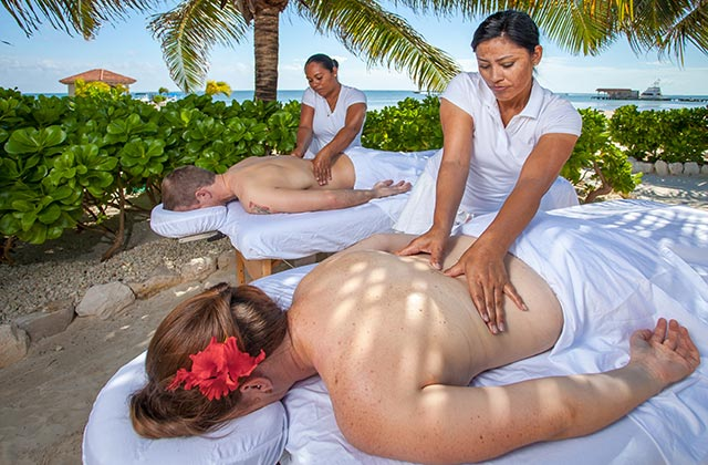Coco Beach Belize Spa Services
