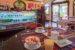 The Coco Cafe at Coco Beach Resort