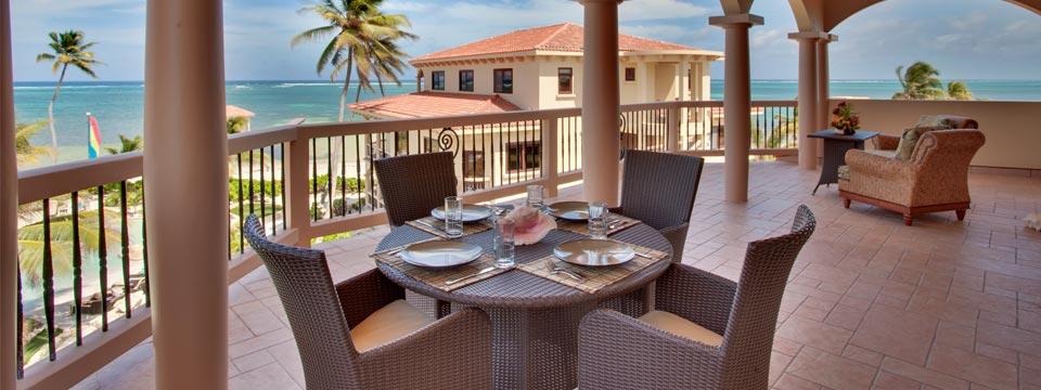 luxury seaview penthouse