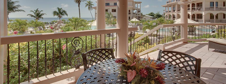 two bedroom luxury seaview