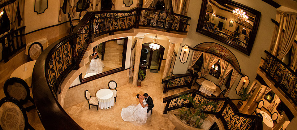 Cocoblanca wedding reception