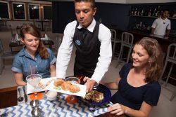 Server at Costa Blu