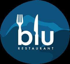 Blu Restaurant Logo