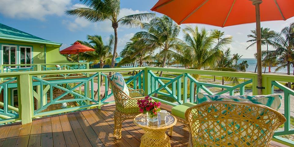 One Bedroom Seaview Villa
