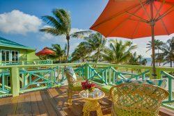 Seaview Suite Balcony