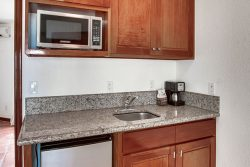 Seaview Suite Kitchenette