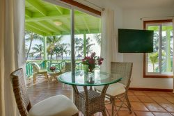 Seaview Suite Living Room/Balcony