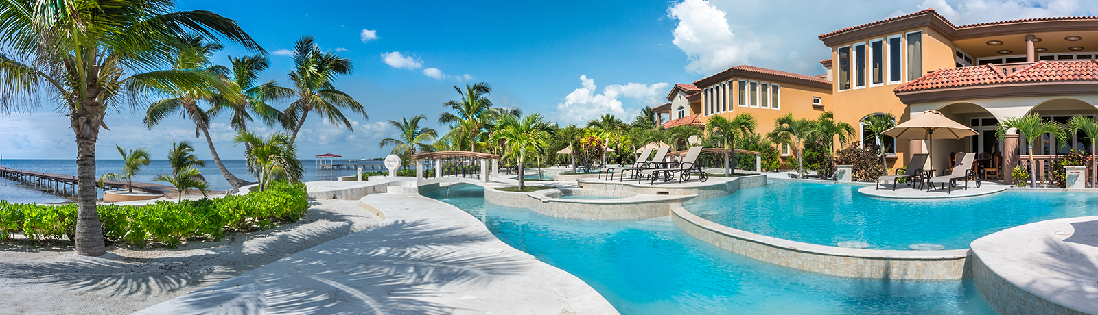 Belizean Cove Estates and Ocean
