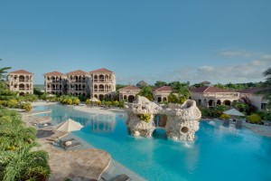 Coco Beach Resort Luxury Belize Resort Pool View Villas