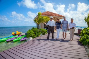 Coco Beach Resort Luxury Belize Resort Welcome