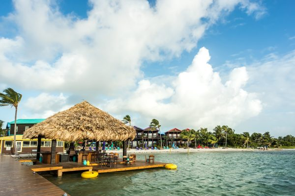Xtan-Ha-Waterfront Resort in San Pedro Belize