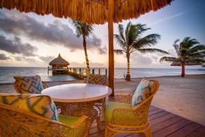 Costa Blu Deck View