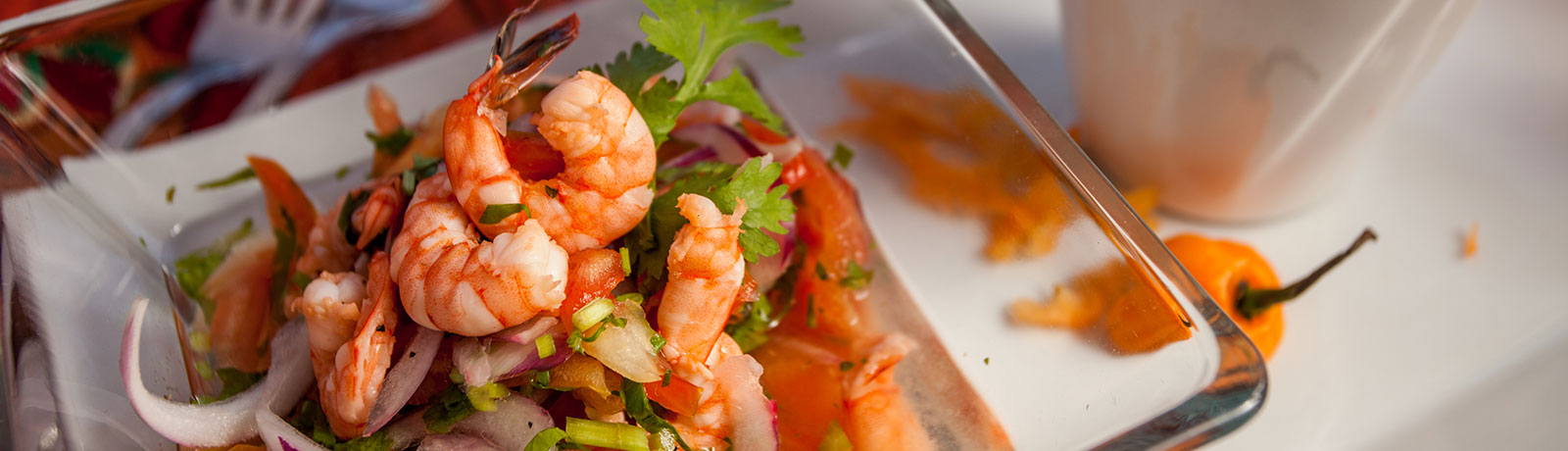 Fine Dining in Belize at X'tan Ha Resort
