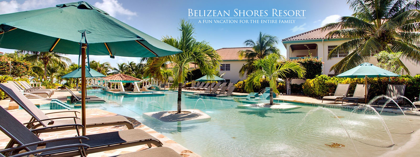 Belizean Shores Resort, Ambergris Caye, Belize