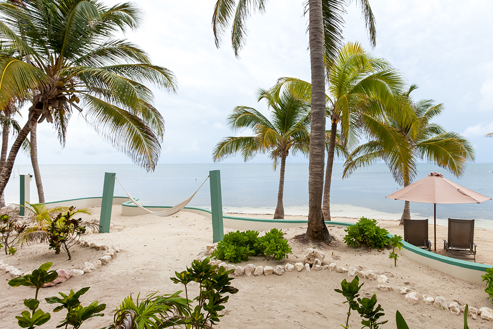 Belizean Shores Resort Beach