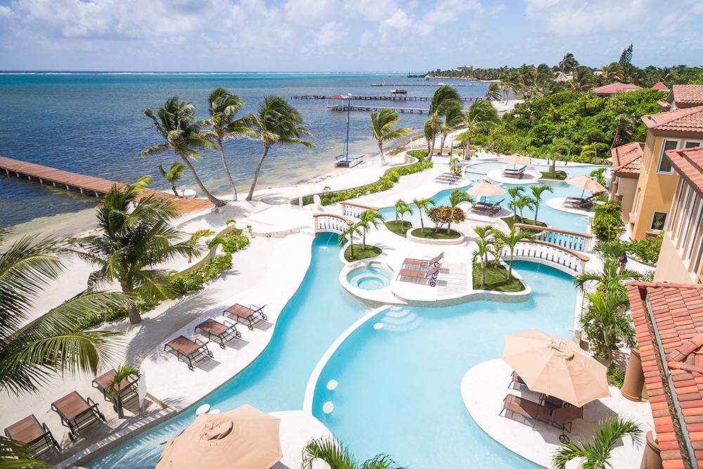 Belizean Cove Estates Beach