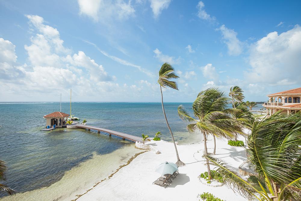 Coco Beach Resort view