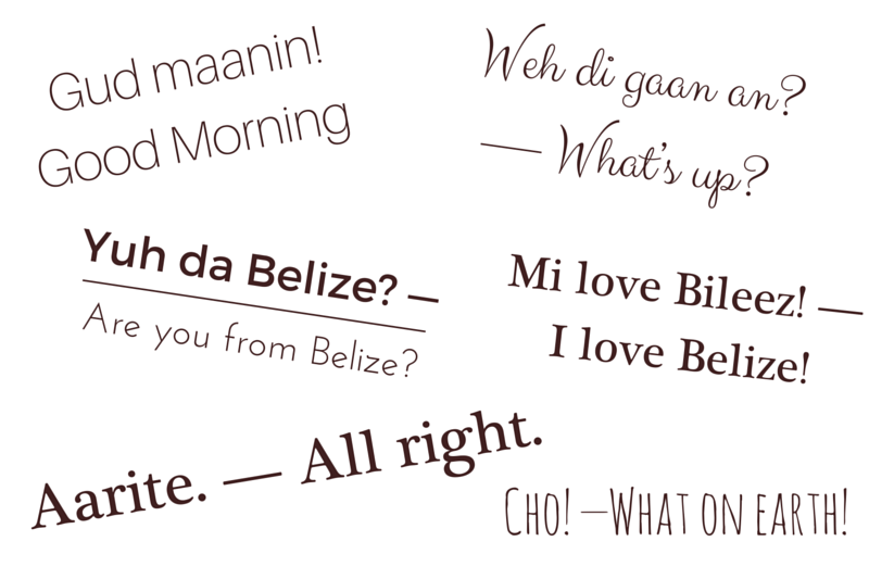 Creole Belize