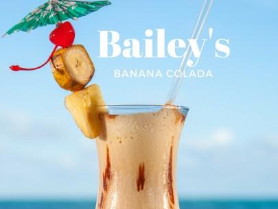 Bailey's Banana Colada