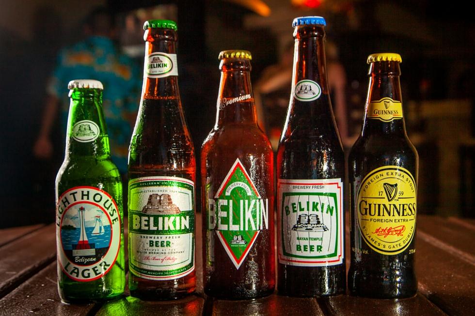 Belizean Beers