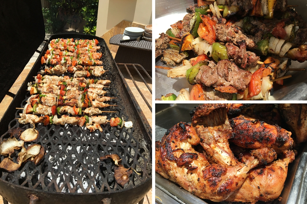 BBQ Sunday at Cocoblanca Restaurant