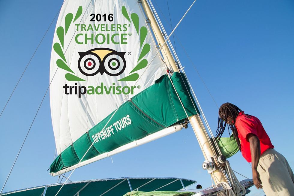 Trip Advisor's Traveler's Choice award winner for 2016
