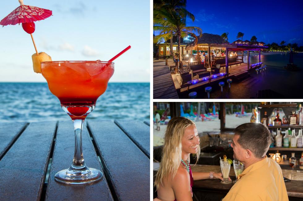 Temple Run Beach Bar