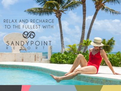 relax and recharge to the fullest with Sandy Point Resorts