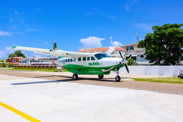 Maya Air plane