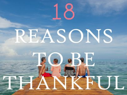 18-reasons-to-be-thankful