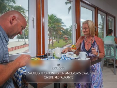 Spotlight-Onsite-Restaurants for Sandy Point Resorts