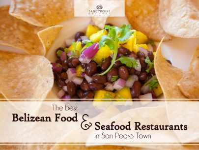 The Best Belizean Food and Seafood restaurant