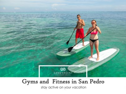 gym and fitness staying active on your vacation