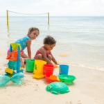 Kids at the Beach - X'tan Ha Resort