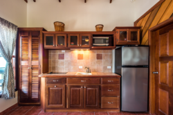 Sea-Front-Villa-Kitchenette-Appliances