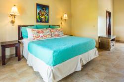 Garden-Villa-Bed-and-Lamp-area