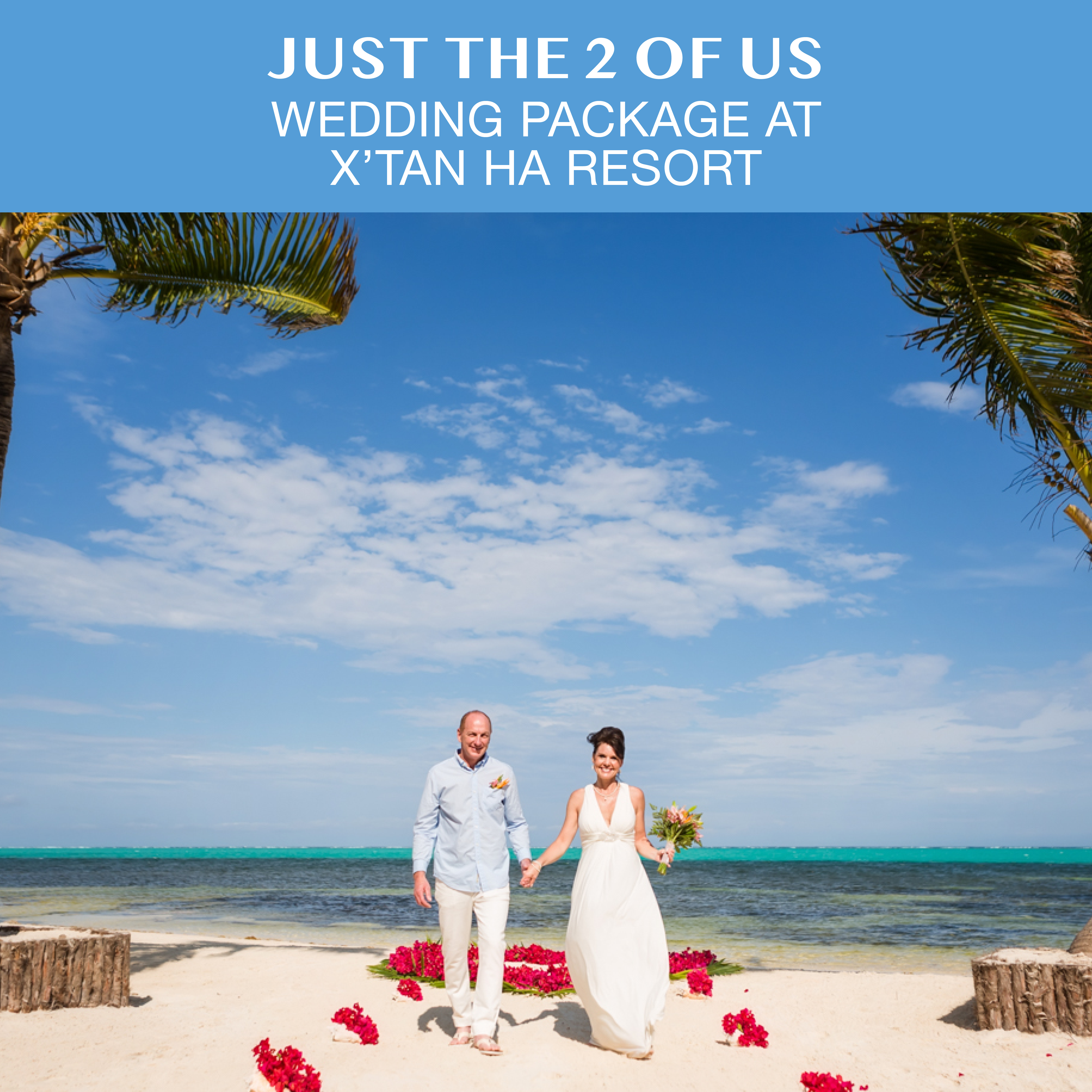 Just The 2 Of Us_wedding package
